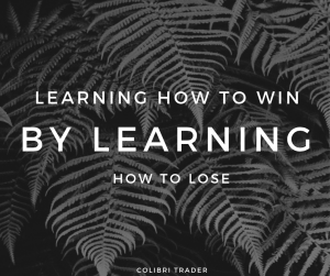 learning how to win by learning how to lose