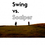 swing trading vs. scalping