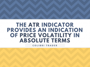 ATR Indicator Explained